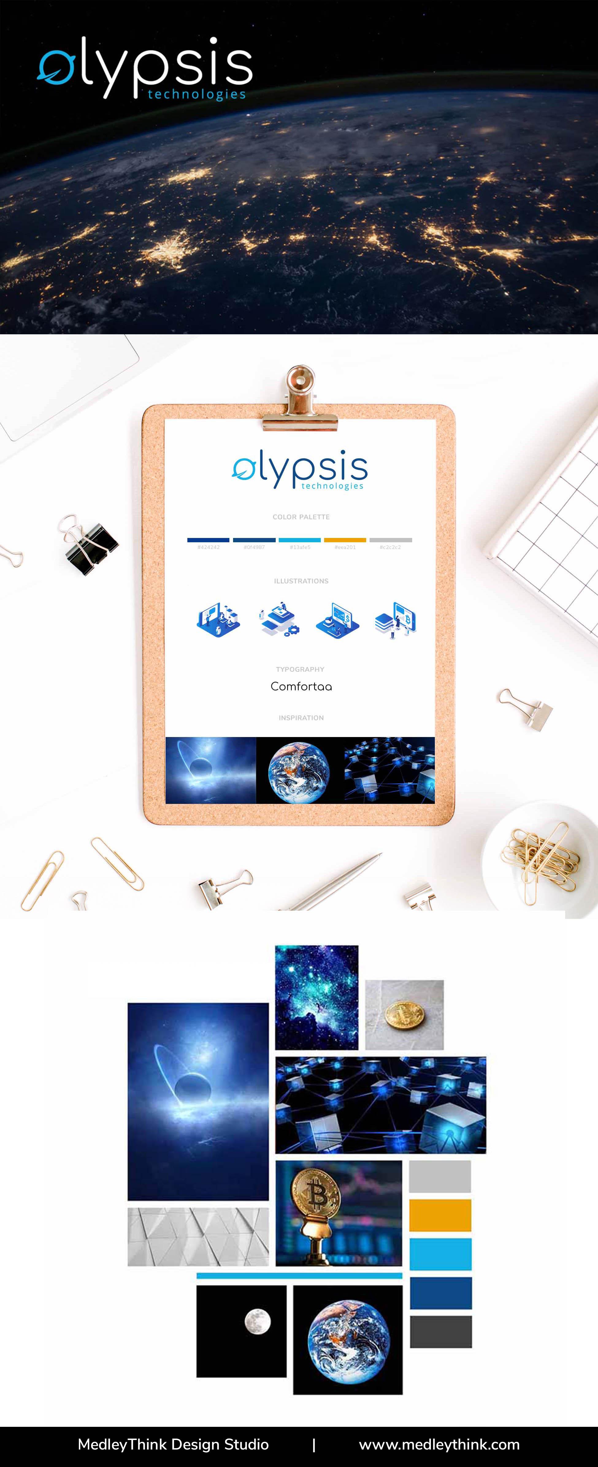Olypsis Blockchain Development