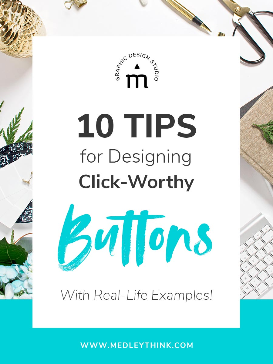 Think about all the times you signed up for something. What made you click the button and type your email address? I'll tell you what and how can you design click-worthy buttons too!