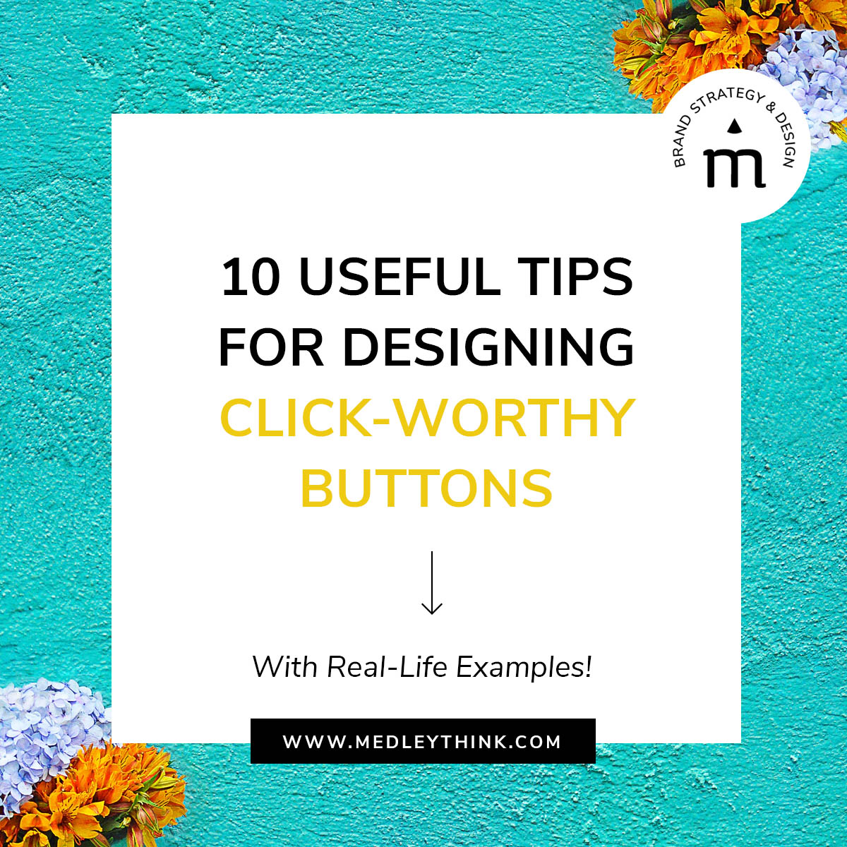 Think about all the times you signed up for something. What made you click the button and type your email address? I'll tell you what and how can you design click-worthy buttons too! #website #webdesign #webdevelopemnt #webtips