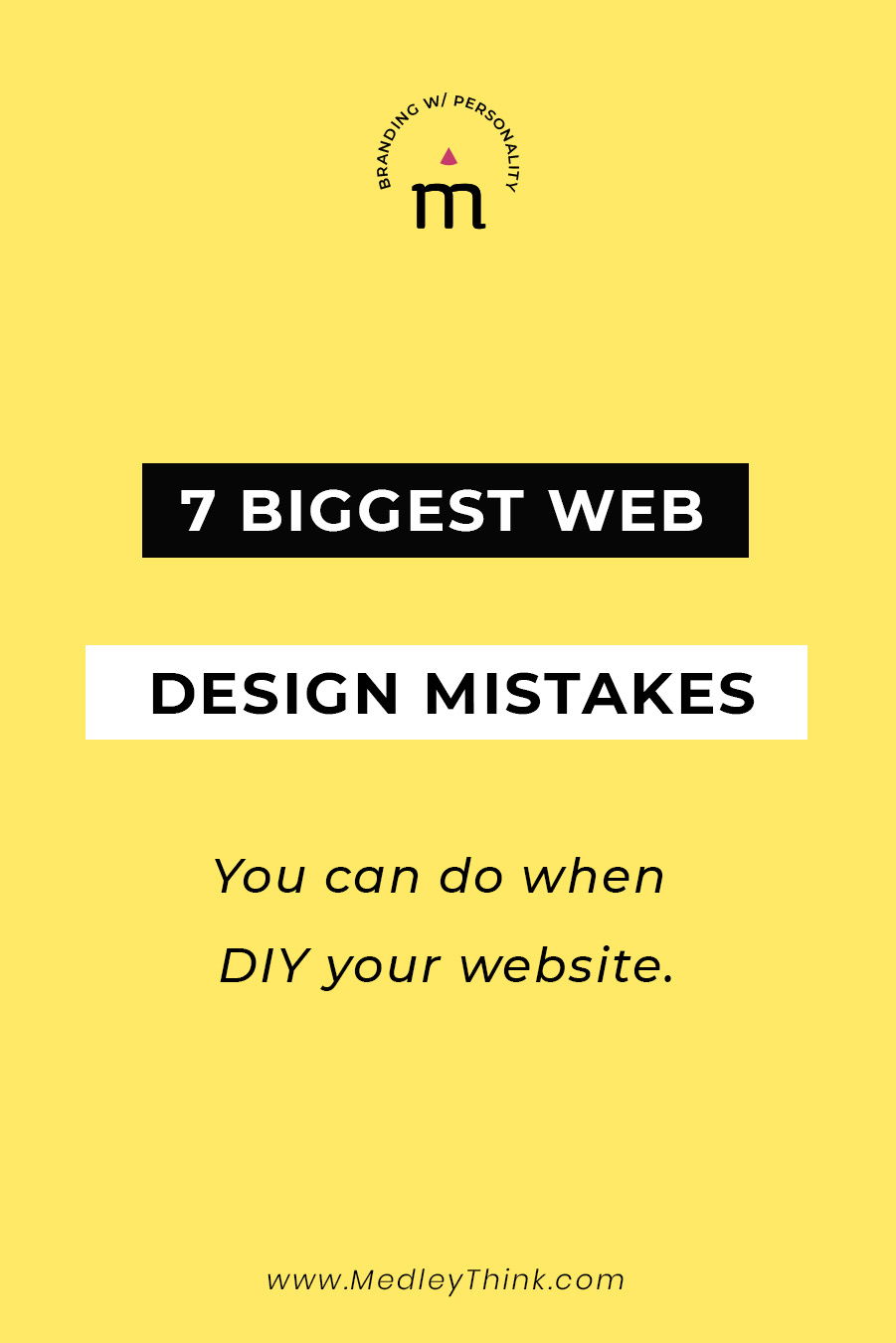 Imagine yourself landing on a website that you never heard of. What are the biggest deal breakers that will make you stay or leave and never come back? #website #webdesign #webdevelopemnt #webtips