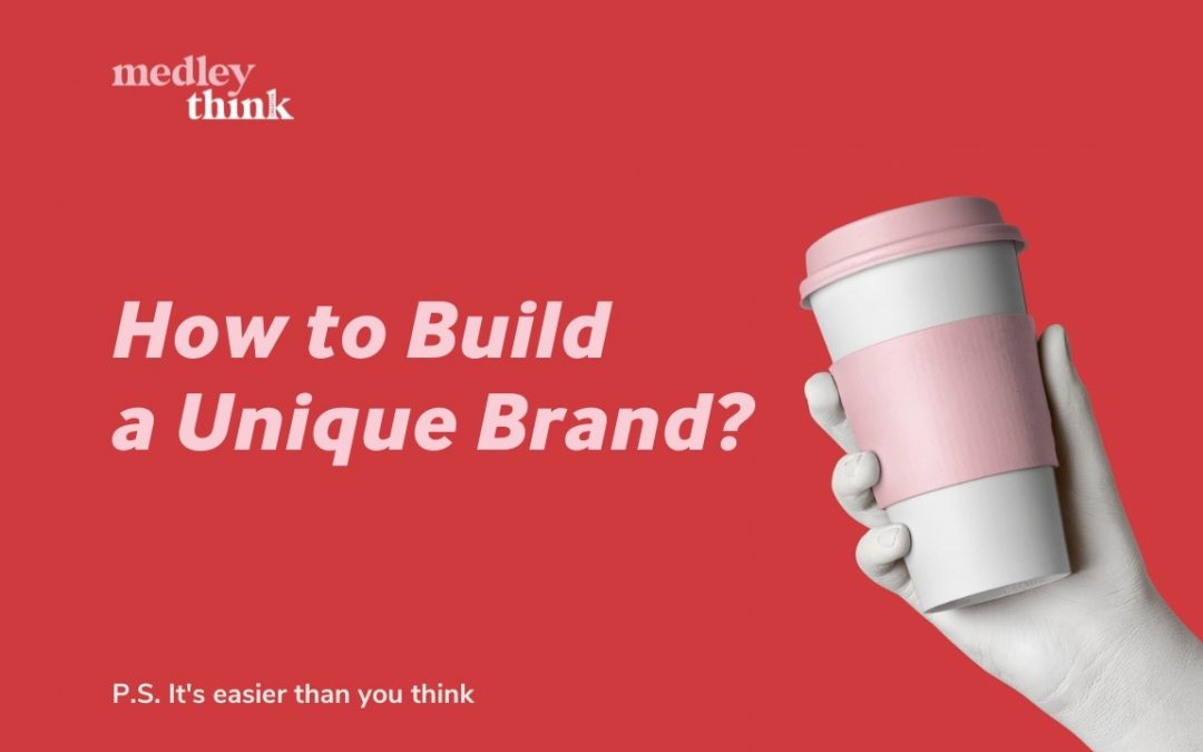 Stop chasing the unicorn. What it really means to build a unique brand?