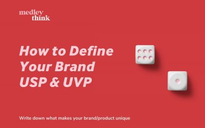 How to Define Your Brand USP & UVP